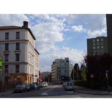 Rue Marcel Mérieux