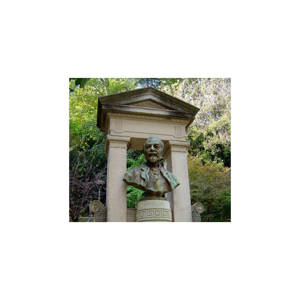 Jardin de la Croix Paquet - Les rues de Lyon