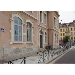 Rue Vaucanson