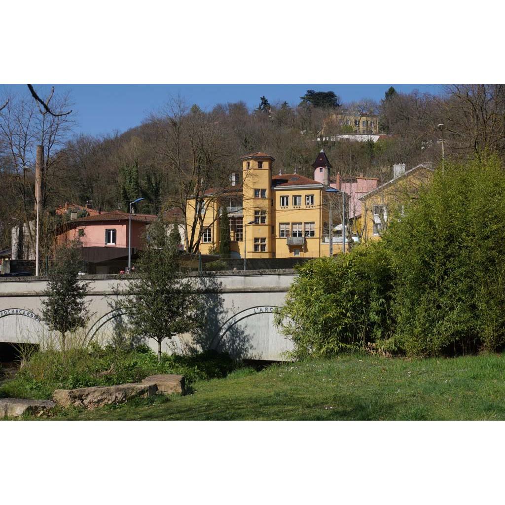 Les Jardins Des Monts D Or rue des rivières - les rues de lyon