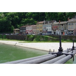 Pont de l'île Barbe