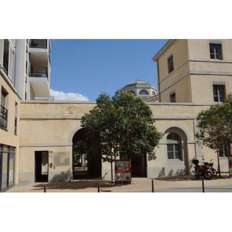 Jardin de la Prison Saint Joseph 17 rue Delandine