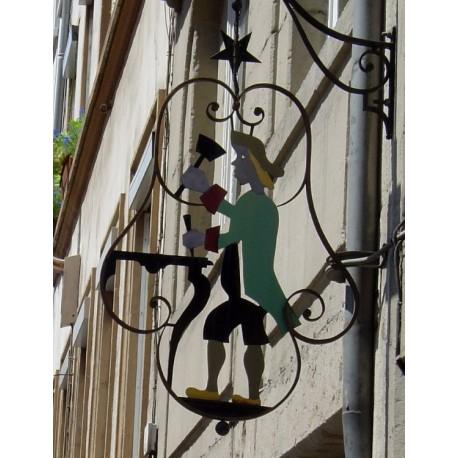 Rue Mottet de Gérando