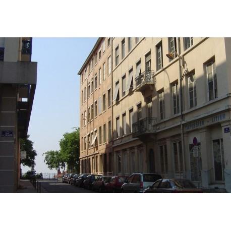 Rue Saint François d'Assise