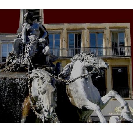 La fontaine Bartholdi