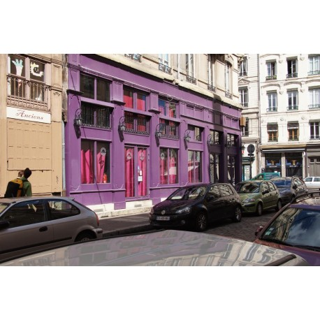 Rue de l'Angile