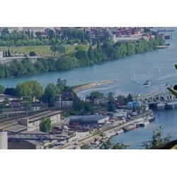 les 24 ponts de la ville