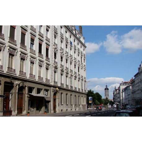 Rue Saint Exupery