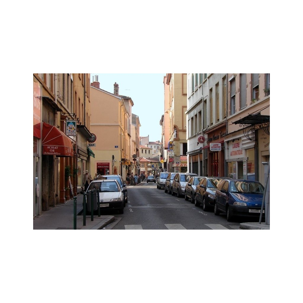 rue du mail les rues de lyon. Black Bedroom Furniture Sets. Home Design Ideas