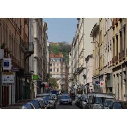 Rue des Remparts d'Ainay