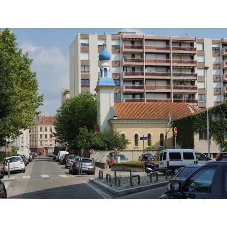 Rue Sainte Geneviève