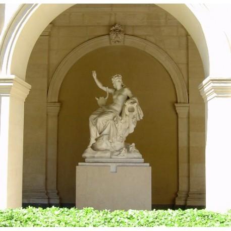 Jardin du palais Saint Pierre