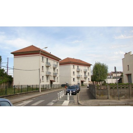 Rue Auguste Chollat