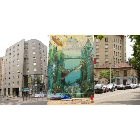 Rue Paul Cazeneuve
