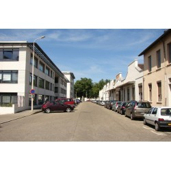 Avenue du Château de Gerland