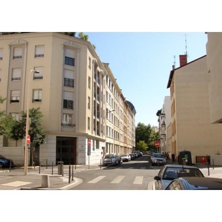 Rue Henri Pensier