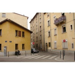 Rue des Trois Maisons