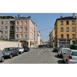 Avenue Jean François Raclet