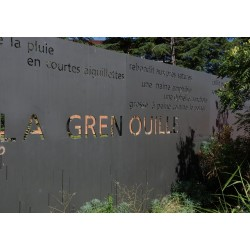 Square de la Grenouille