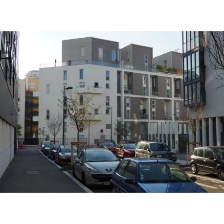 Rue Joséphine Baker