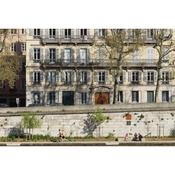 Rives de Saône quai Tilsitt