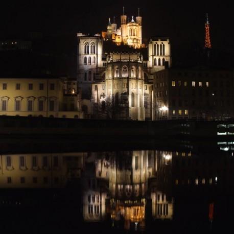 Rives Saône quai des Célestins