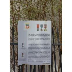 Square de la Légion d'Honneur