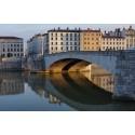 Les ponts de la Saône