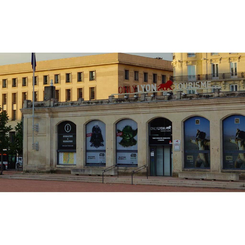 Pavillon du tourisme les rues de lyon - Adresse office du tourisme lyon ...